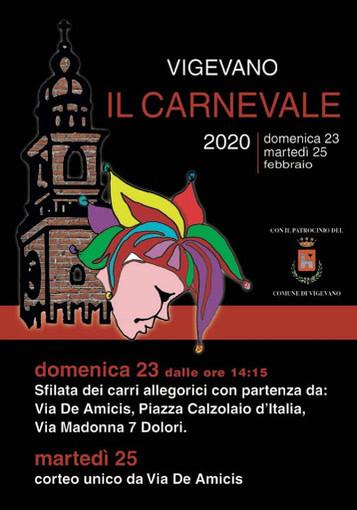 Vigevano: confermato il Carnevale in piazza Ducale con il triplo corteo