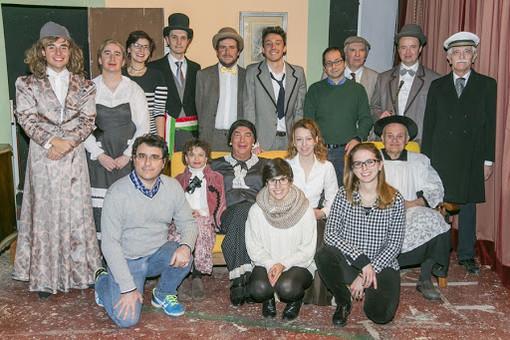 Tromello: annullata la stagione teatrale del gruppo San Martino