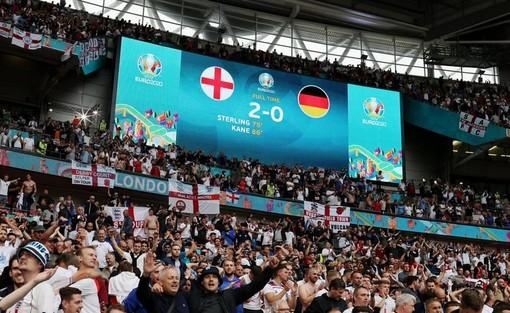 "Foto tratta dalla pagina Facebook ufficiale ""Wembley Stadium"""