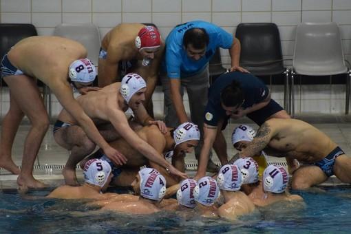Pallanuoto, la Waterpolo Novara in vetta al Campionato di Serie C
